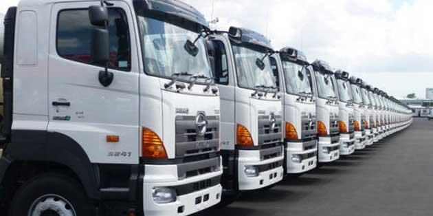 Dịch vụ cho thuê xe tải Đức Minh