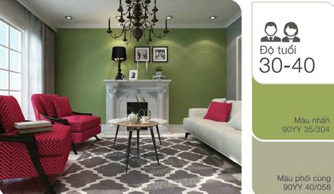 Song song với việc lựa chọn màu sắc, bạn nên lưu ý đến phong cách thiết kế của ngôi nhà và yếu tố rất quan trọng luôn đi kèm là vật liệu sử dụng.