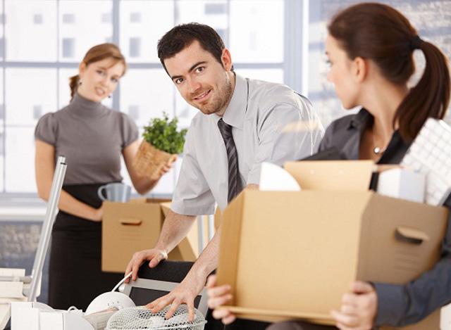 Dịch vụ chuyển văn phòng trọn gói Đức Minh